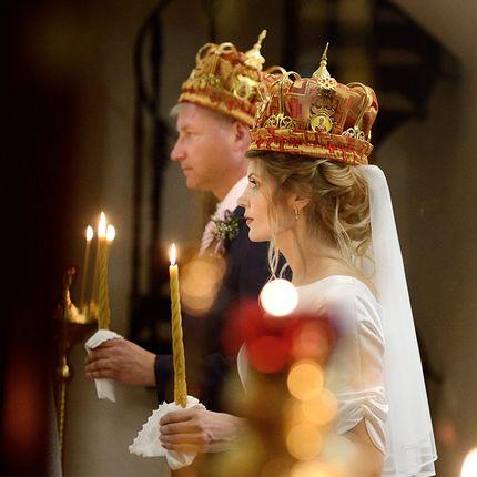 Фотосъёмка венчания, 1-1,5 часа
