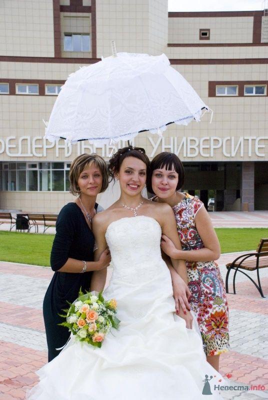 Мой зонт - хэнд мейд - фото 39290 Krolia