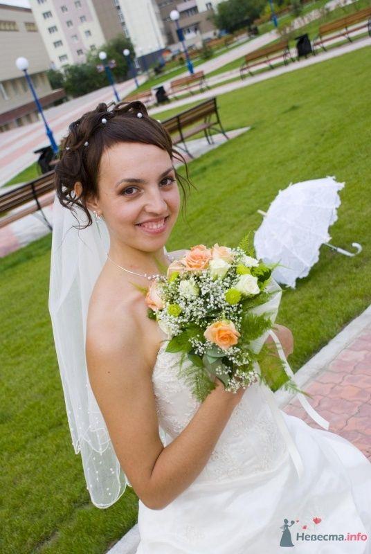 Фото 39293 в коллекции Наша свадьба