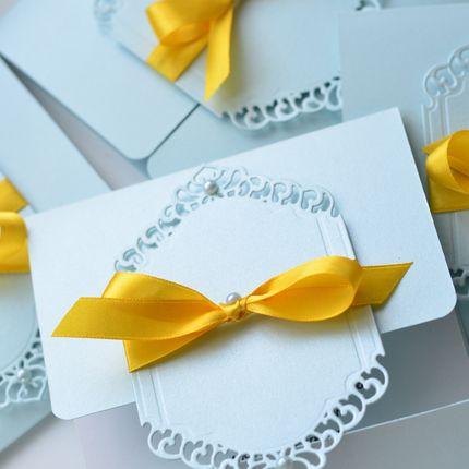 Свадебные приглашения, 1 шт