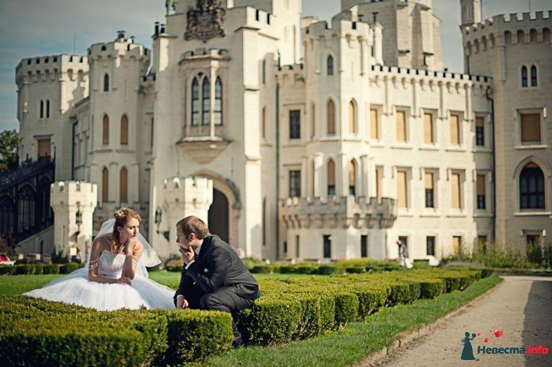 Свадьба в замке - фото 375628 Агентство Royal Wedding - свадьба в Праге и Чехии