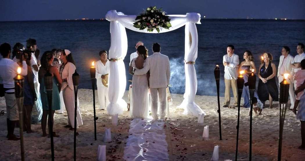 Фото 676121 в коллекции Виды церемоний - Гелена Дёмель - свадебный координатор в Мексике