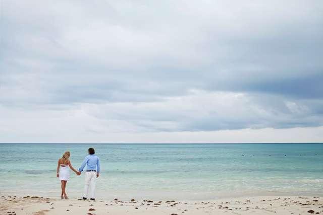 Фото 676159 в коллекции Место проведения - частный уединенный пляж - Гелена Дёмель - свадебный координатор в Мексике