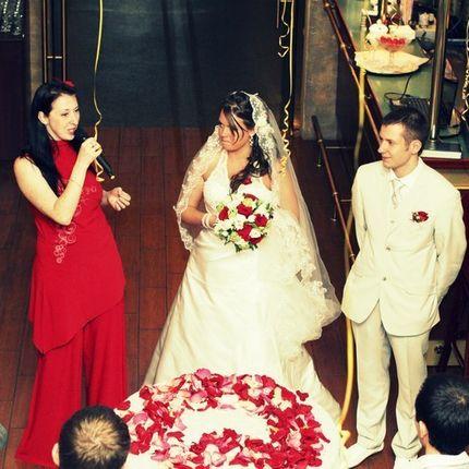 Проведение современных свадеб