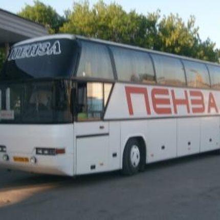 Заказ автобусов, микроавтобусов