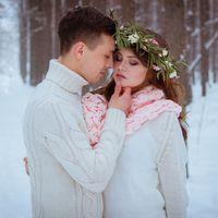 Зимняя сказка(Герман и Анастасия)