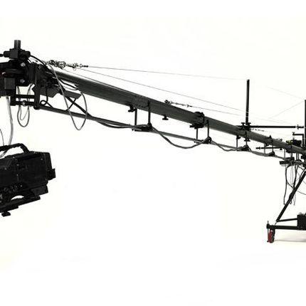 Видеосъёмка с4 метровым краном
