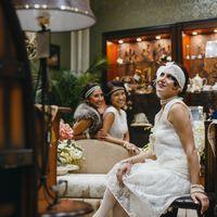 Love story в стиле Великий Гэтсби, образ жениха, образ невесты