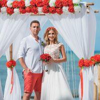 #SunWedding #свадьба #wedding #свадьбавдоминикане #свадьбазаграницей #фотографвДоминикане #доминикана