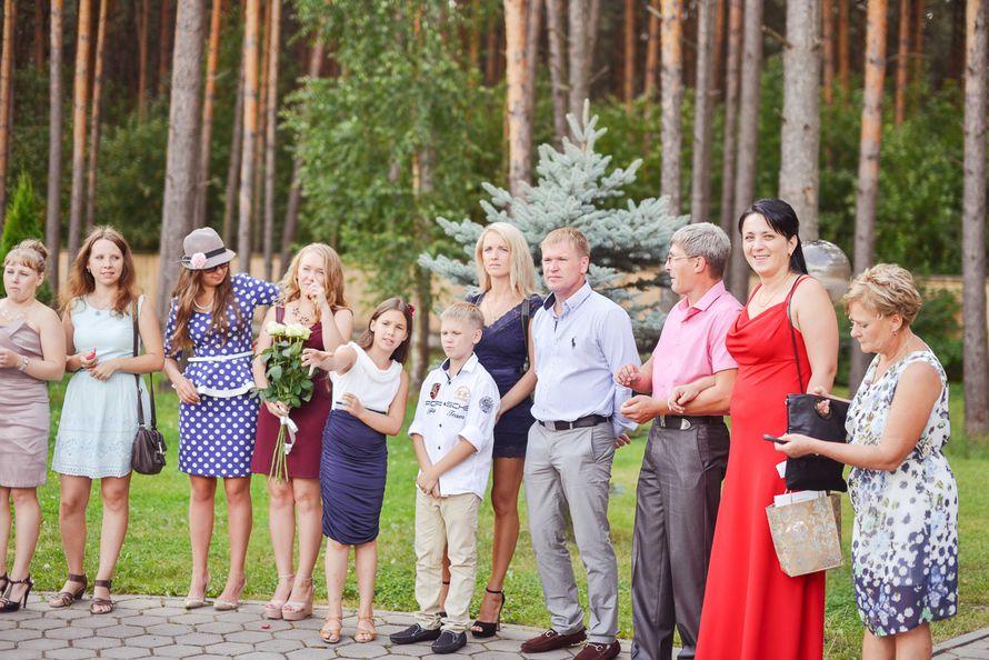 Фото 3939931 в коллекции Свадьба Алина и Евгений 9.08.14 - Фотограф Анастасия Бочкарева