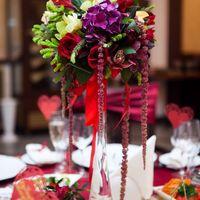 Винно-лиловая свадьба  17.05.14.