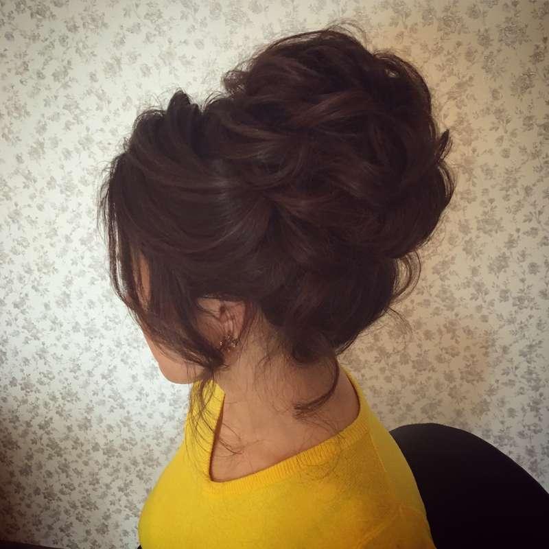 Фото 14829676 в коллекции Свадебные прически - Стилист по причёскам и макияжу Кристина Шорина