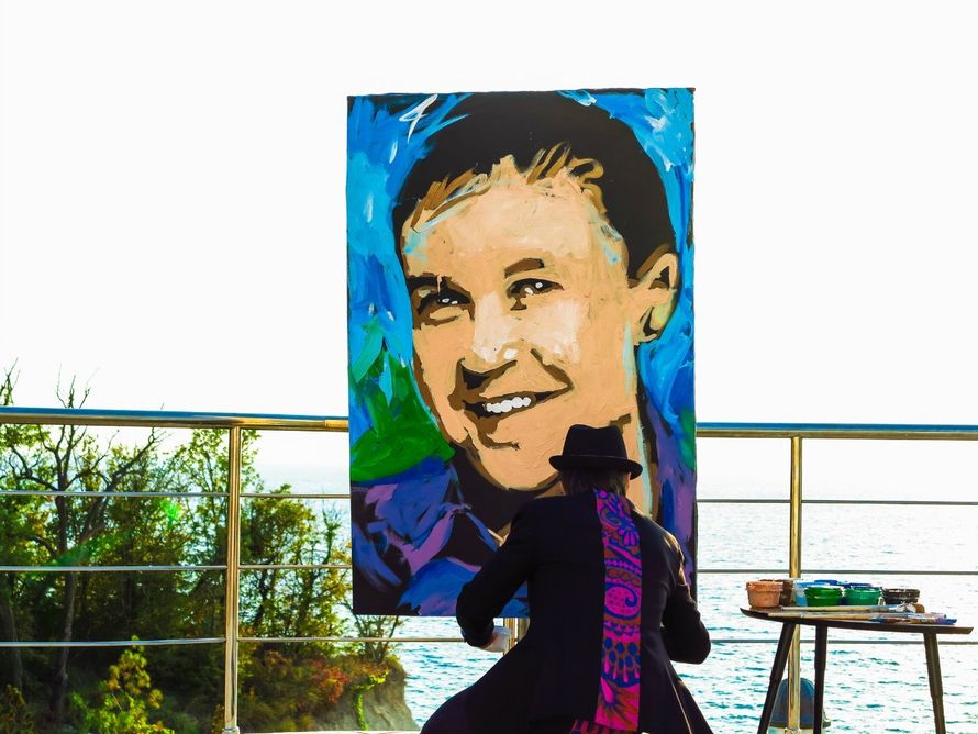 Фото 8651096 в коллекции VIP портрет-шоу (цветные картины) - Artlumen show - портрет-шоу