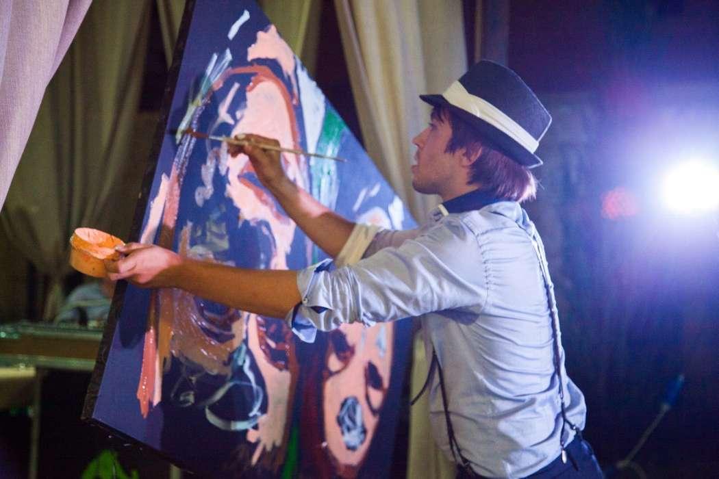 Фото 8651102 в коллекции VIP портрет-шоу (цветные картины) - Artlumen show - портрет-шоу