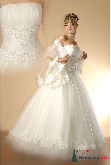 """Самая драгоценная 15 800 р - фото 29154 Салон свадебной моды """"Келли"""""""