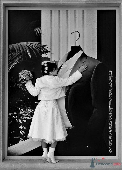 Фото 24284 в коллекции Свадебные фотографии - Невеста01