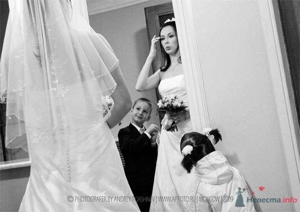 Фото 24314 в коллекции Свадебные фотографии - Невеста01