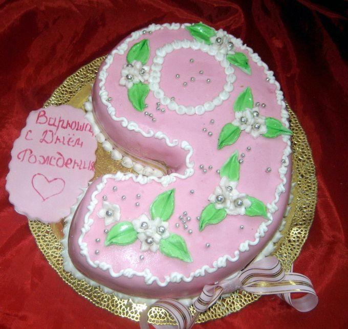Торты для девочек на день рождения с рецептами и фото