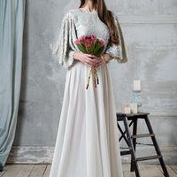 Свадебное платье VARAKSINA с пайетками