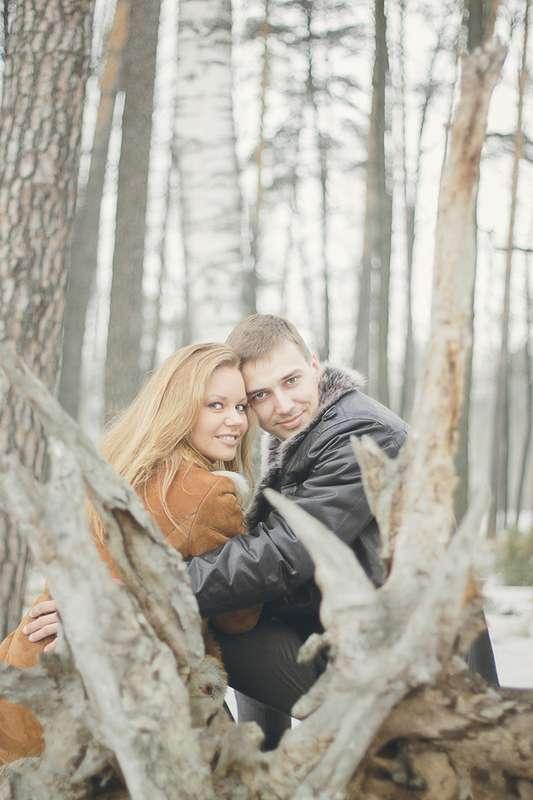 Фото 4071475 в коллекции Артем +Татьяна=♥ - Свадебный фотограф Анжелика Лосихина