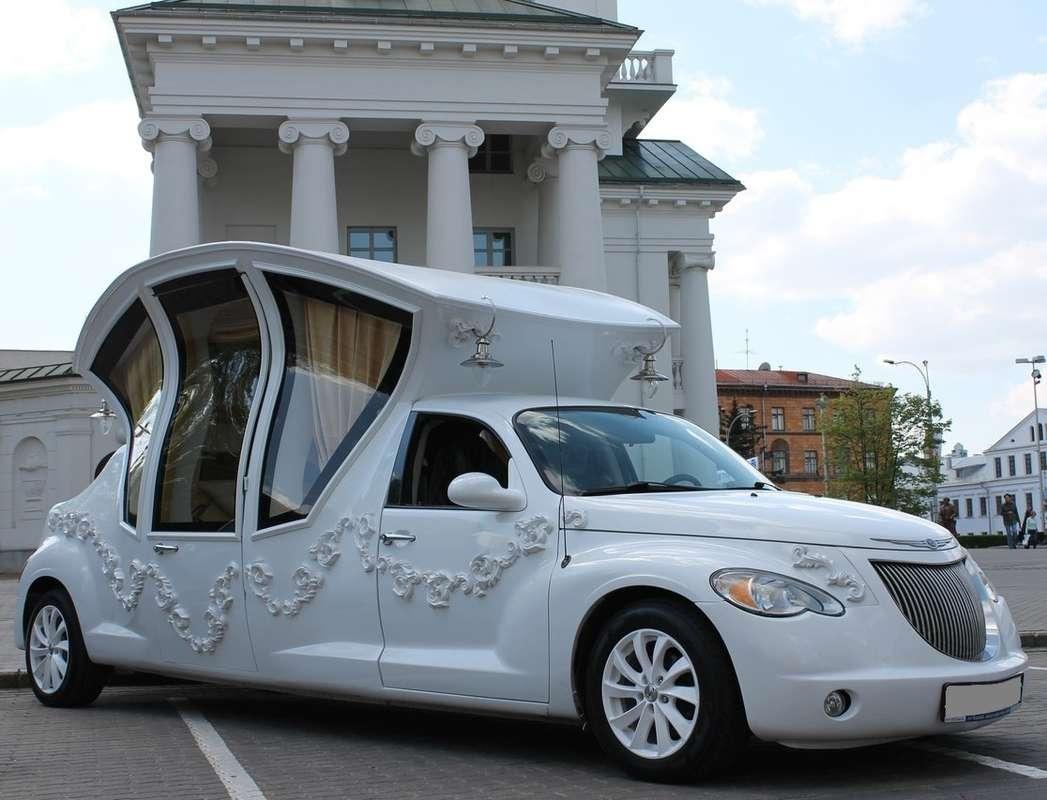 Фото 4074501 в коллекции Свадебные кортежи - Престиж плюс - транспорт на свадьбу