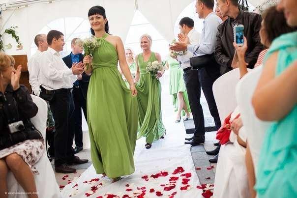 Фото 4077893 в коллекции Подружки невесты - Платья для подружек невесты LeQ