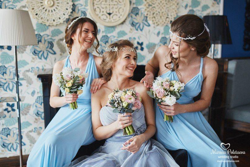 Фото 6712402 в коллекции Подружки невесты - Платья для подружек невесты LeQ