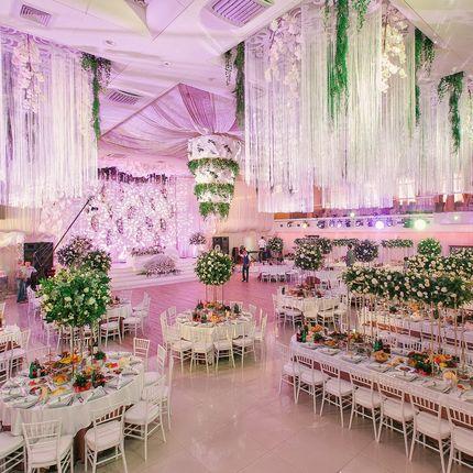 Услуги агентства по организации свадьбы