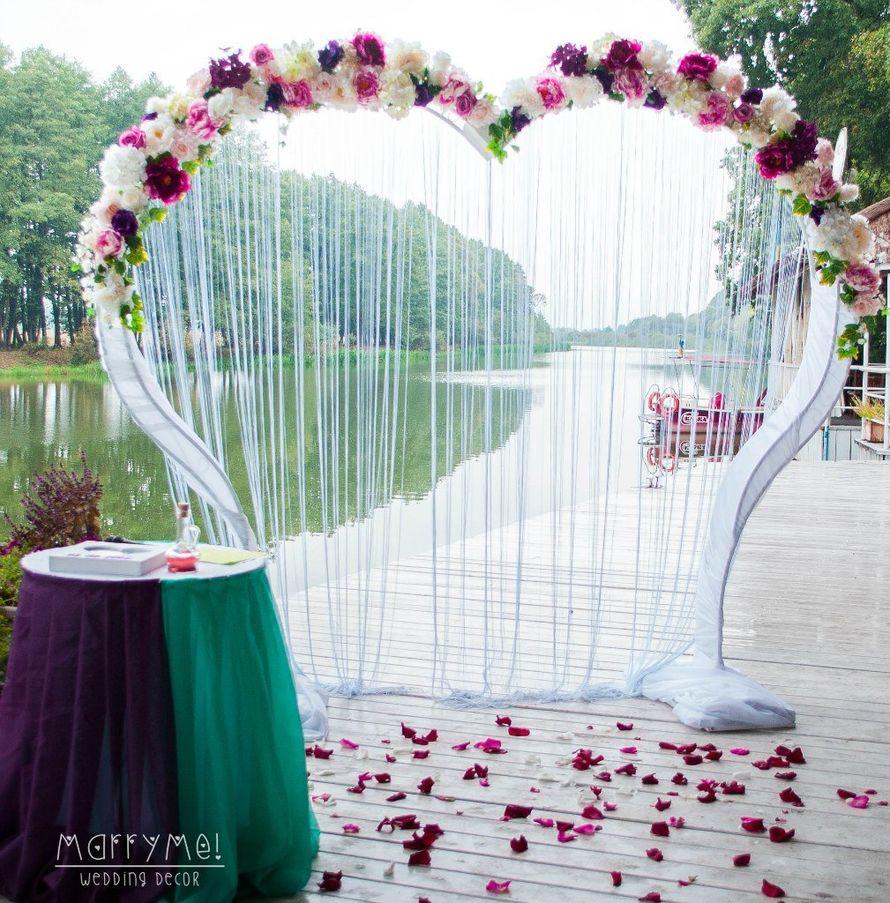 Фото 12327264 в коллекции Выездная церемония - Студия декора MarryMe