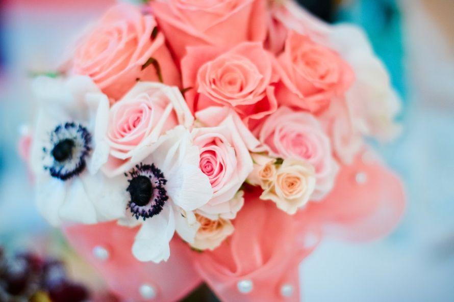 Фото 6512100 в коллекции Полина и Ильдар 14.03.14 - Сarrotsdesign Оформление свадеб, флористика