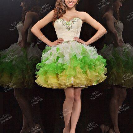 Вечернее платье ToBeBride FA10B