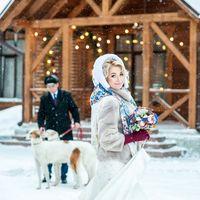 свадебная фотосессия в Золотой подкове