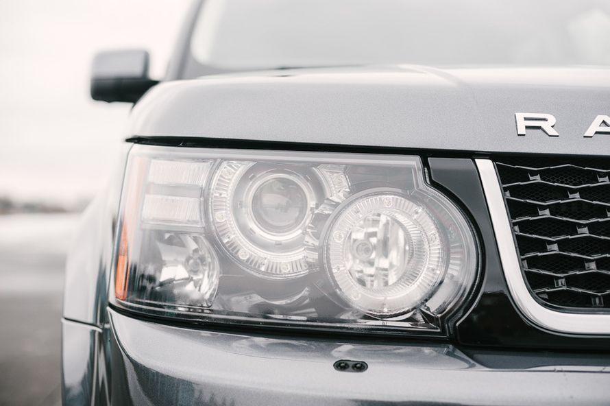 Фото 4172153 в коллекции Range Rover Sport - IstinaCar - аренда автомобиля