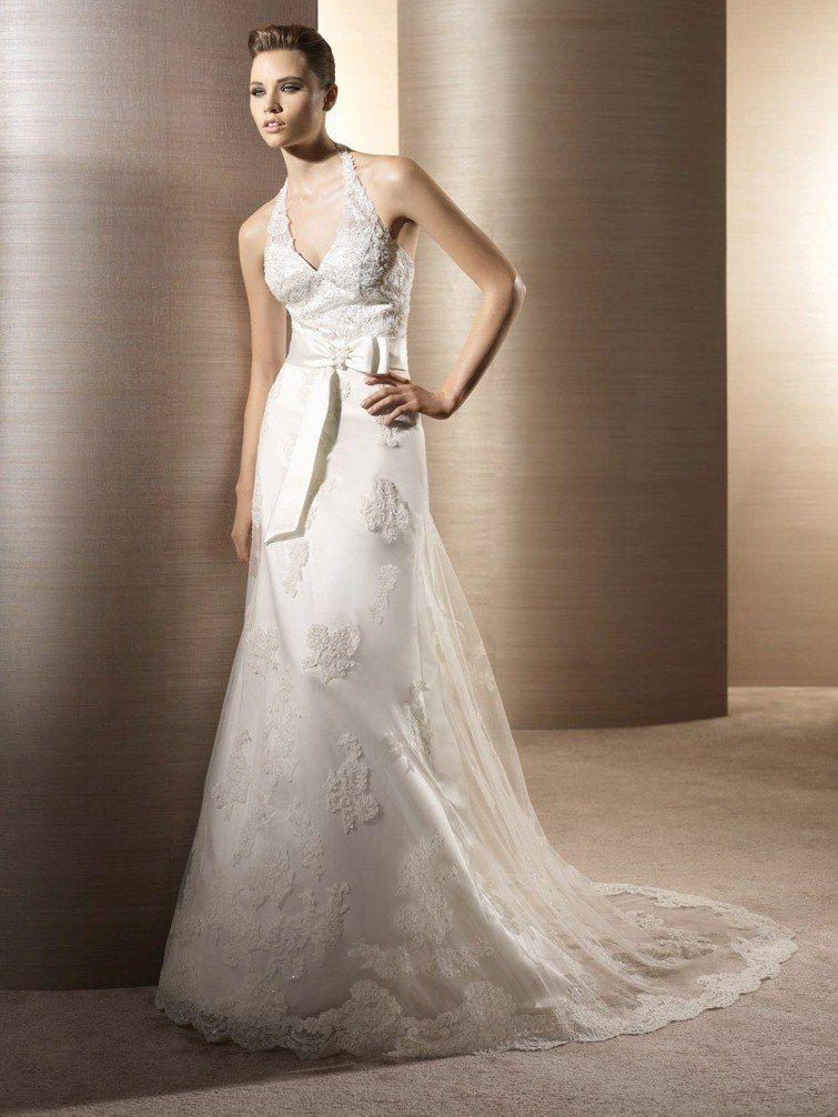Фото 1488759 в коллекции Pronovias Fashion Group (La Sposa, Avenue Diagonal, San Patrick) - скидки до 40%!!! - La Promesa свадебный бутик - испанские платья