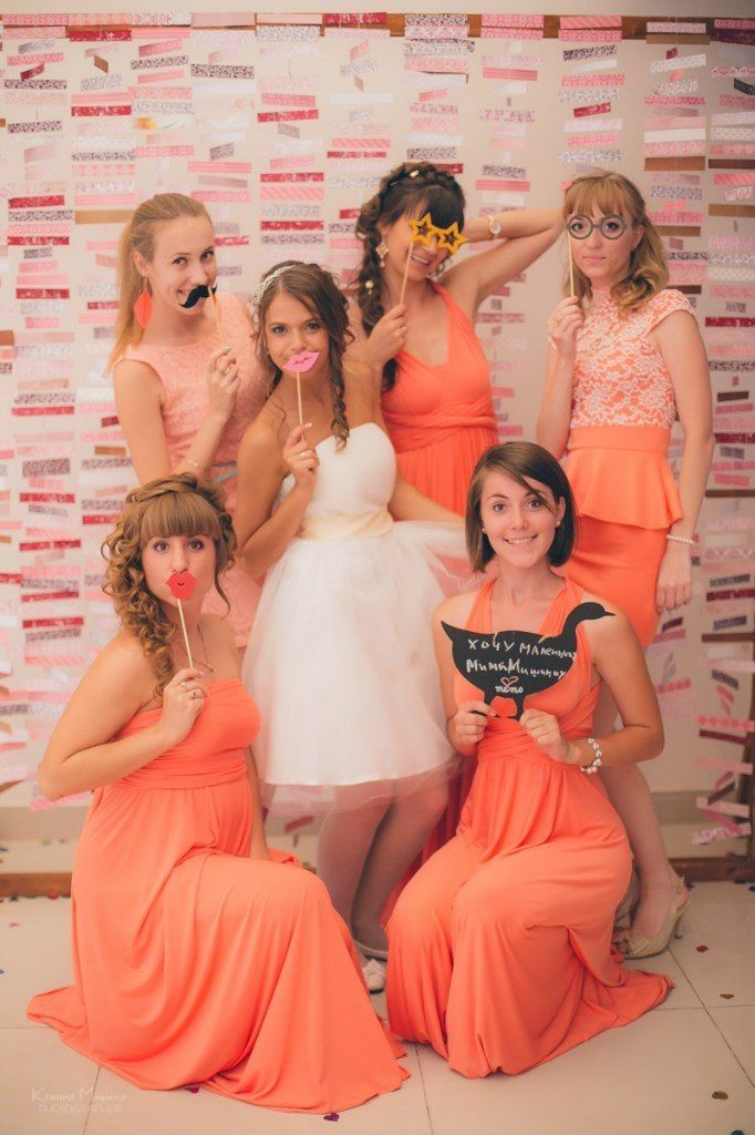 Фото 4192907 в коллекции Персиковая свадьба 10 июля 2014 - Мятный Лимон мастерская декораций