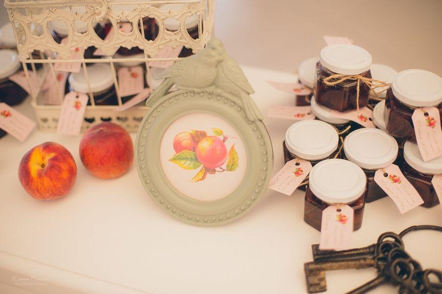 Фото 4192913 в коллекции Персиковая свадьба 10 июля 2014 - Мятный Лимон мастерская декораций