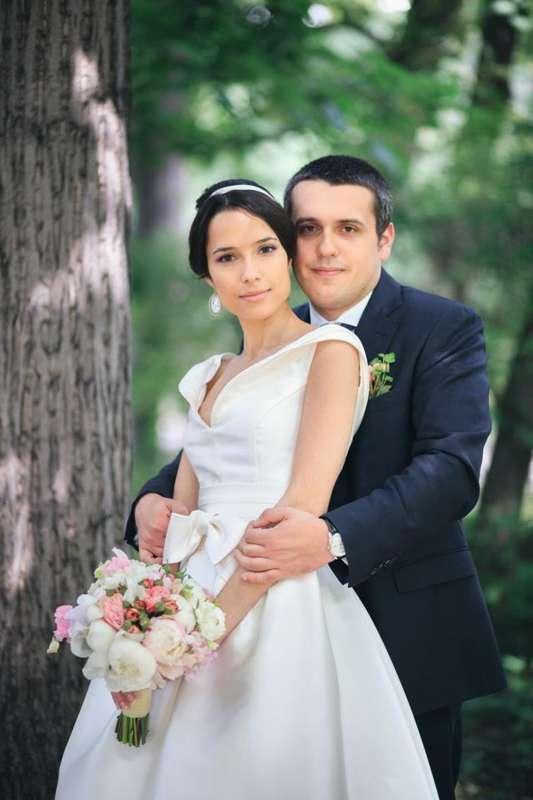 Фото 4263767 в коллекции Свадебные букеты - Пион Studio