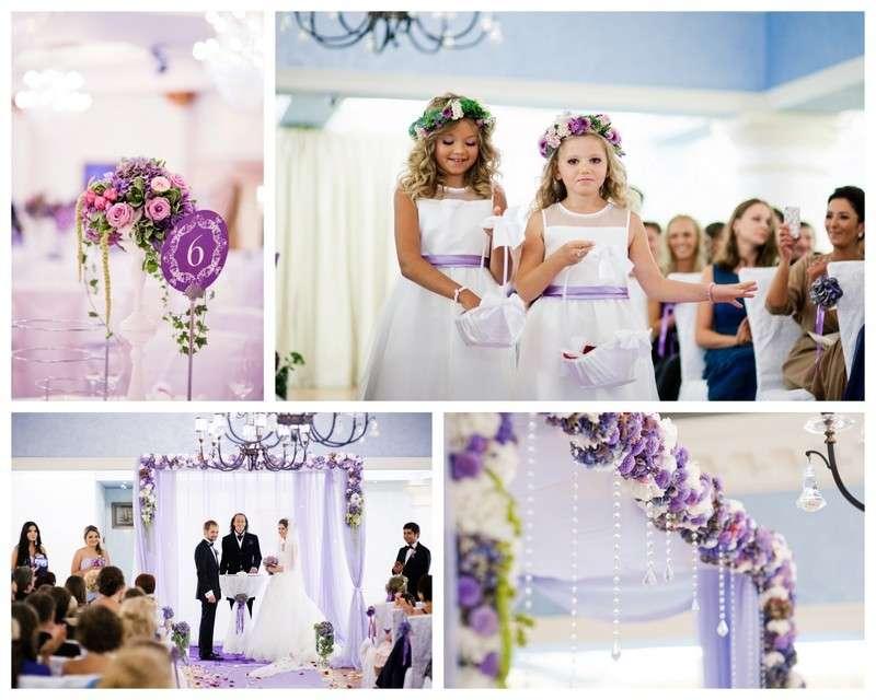 Фото 4263839 в коллекции Свадебные оформления - Пион Studio