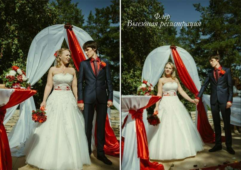 Фото 7126056 в коллекции Портфолио - Свадебное агентство Флёр