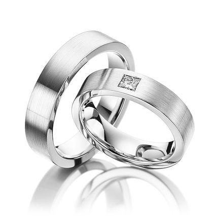 Обручальные кольца, Модель 17-026