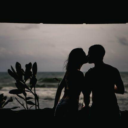 Съёмка Love-Story