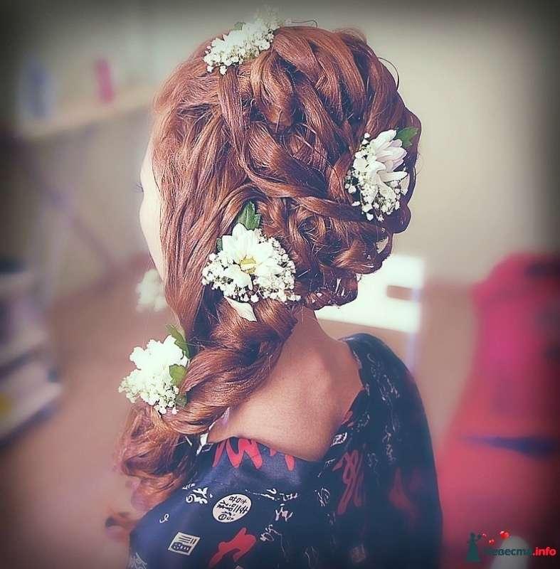 Фото 331260 в коллекции Свадебные прически - Стилист - визажист Ольга Жогина