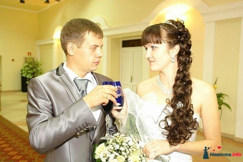 Фото 331261 в коллекции Свадебные прически - Стилист - визажист Ольга Жогина
