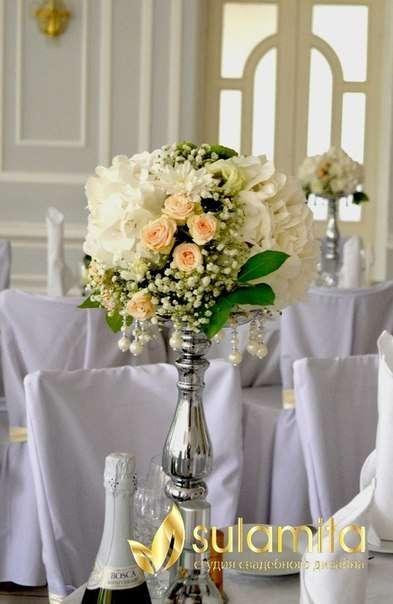 композиция для столов гостей - фото 4362665 Флорист Яковлева Светлана
