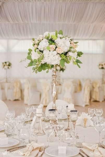 композиция для столов гостей - фото 4362667 Флорист Яковлева Светлана