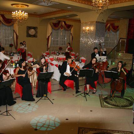 "Оркестр на торжество ""Welcome music"""