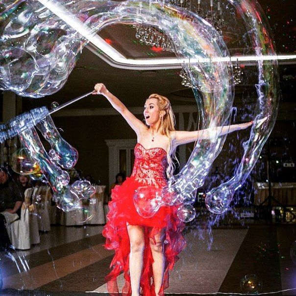 Фото 4430741 в коллекции Шоу гигантских мыльных пузырей - Bubble Show Ирины Сухоруковой
