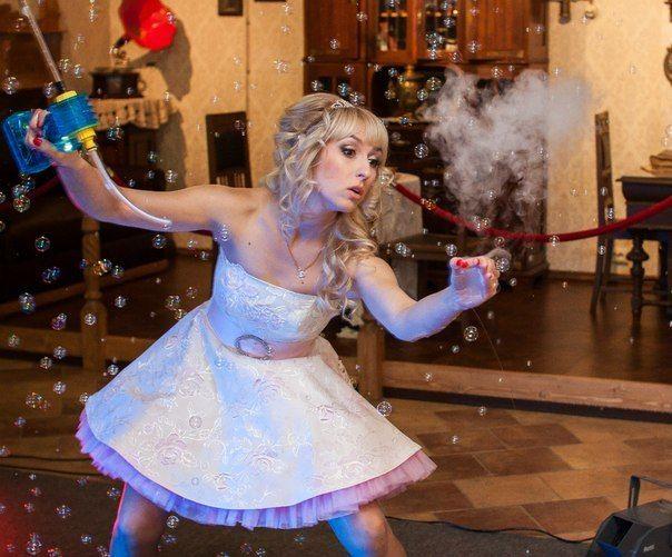 Вулкан - фото 4607301 Bubble Show Ирины Сухоруковой