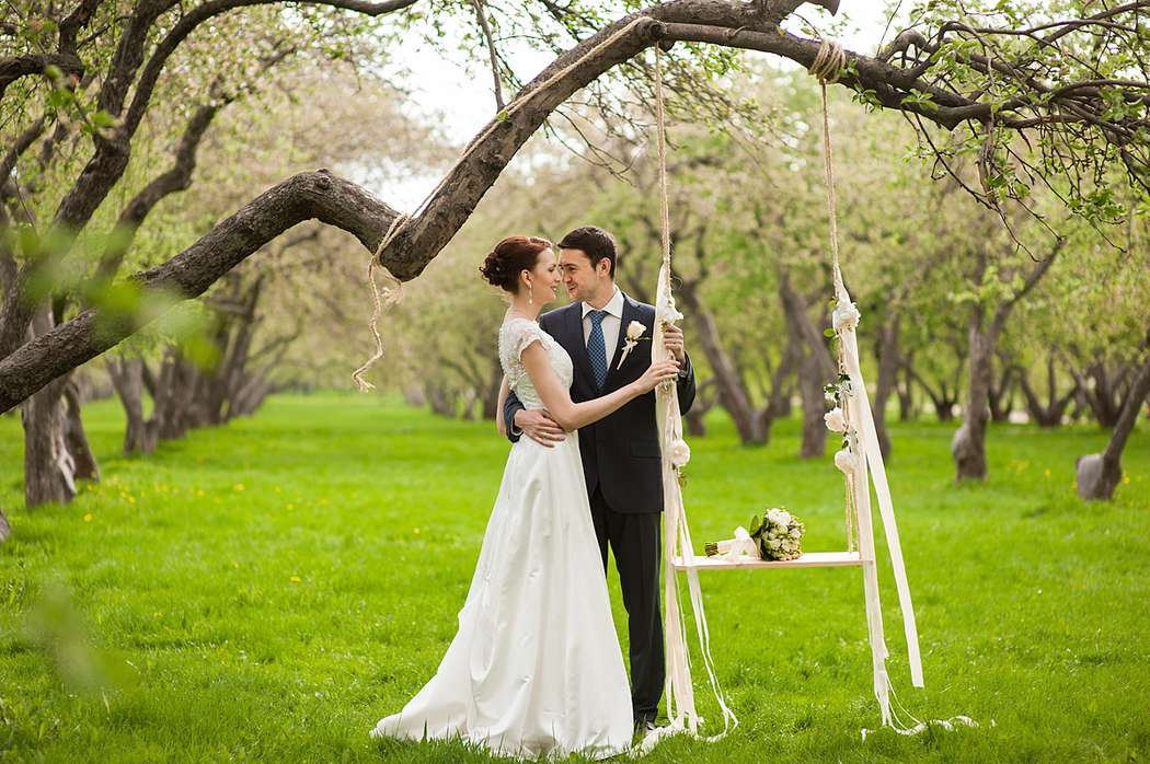 реквизит для свадебной фотосессии весной в парке обязуется условиях