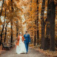 Свадьба Анастасии и Александра #свадьба #пазл #осень #букетневесты #утроневесты #президиум #фотосессия